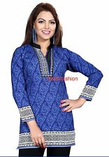 Indian designer Crepe kurta tops blouse Kurtis-Tunics for Women