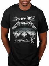 Metallica Damage On Tour T-Shirt SM, MD, LG, XL, XXL New