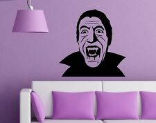 Wall Decal Xxl Vampire Man Dracula Blood Horror Halloween Vampire Sticker 5o214