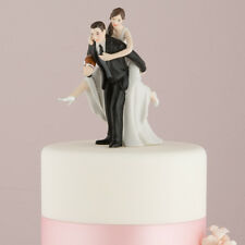 Playful Football Couple Wedding Cake Topper Personalized Weddingstar