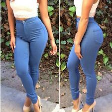 New Sexy Women Pants casual Ladies Stretch Tights high waist Skinny Pants