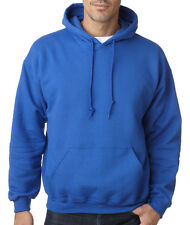 Men's Premium PULLOVER HOODIE HOODED SWEATSHIRT Royal Small NEW!!!