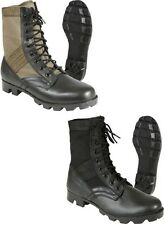 """Jungle Boots Military Style Jungle Boots 8"""" Vietnam Style 5080 5081"""