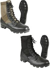 "Jungle Boots Military Style Jungle Boots 8"" Vietnam Style 5080 5081"