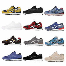 Reebok GL 6000 Athletic Classic Mens Suede Retro Running Shoes Sneakers Pick 1