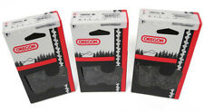"3 Pack Oregon Semi-Chisel Chainsaw Chain Fits 16"" Tanaka Saw FREE Shipping"