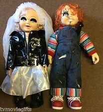 24 Inch Bride of Chucky Tiffany Chucky DOLL SET Licensed 02402873 & 02402865