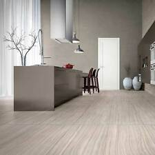 Italian Imperial Polished Ivory Marble Effect Porcelain Floor Tile 1000x165mm