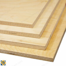 Birch Plywood –Superior BB Grade WBP Birch Plywood Sheets -Choose Size,Thickness