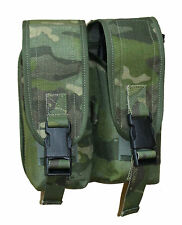 UKOM - MOLLE 5.56mm Double Ammo Pouch - Colours include Crye Multicam / MTP DPM