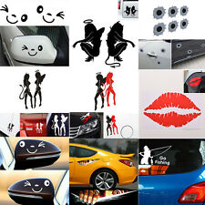 26 Styles Car Stickers Decals Car Auto Truck Window Decorations Home Wall Decor