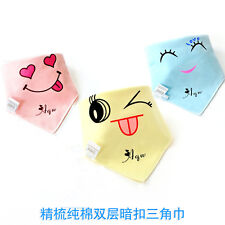 Newborn Baby Bibs Soft Bib Burp Cloth For Babies Girls Boys Bibs Babies Clothing