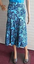 New Simply Be Being Casual Skirt  Size 20 UK Turquoise