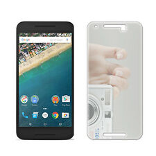 Mirror LCD Screen Protector Film Guard Cover For LG Nexus 5X only