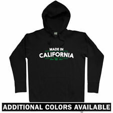 Made in California V2 Hoodie - San Diego Jose Los Angeles Francisco - Men S-3XL