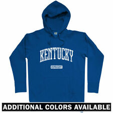 Kentucky Represent Hoodie - Louisville Lexington UK Wildcats Derby - Men S-3XL