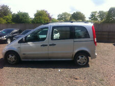 Mercedes-Benz Vaneo 1.6 BREAKING FOR SPARES 1 NUT BOLT £1 PLEASE CALL