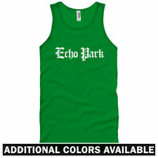 Echo Park Gothic LA Unisex Tank Top - Los Angeles California  Men / Women - S-2X