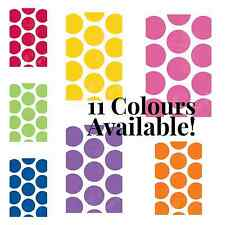 10x POLKA DOT PARTY FAVOUR BAGS/LOOT FAVOR LOLLY GIFT BAG