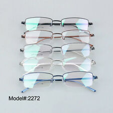 2272 man's eyeglasses optical frame eyewear glasses alloy allumium spectacles