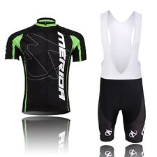 Cycling Jerseys & Shorts/Bib Shorts Team MTB Bike Bicycle Jerseys Kit GEL Pad