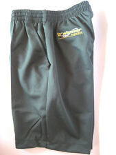 New! Bowlswear Men's Bottle Green Comfort Fit Shorts Only $40 with Free Postage!