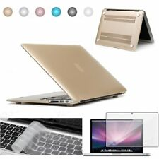 "Hard Case Shell +Keyboard Cover for Macbook Pro 13/15"" Air 11/12""inch Retina"