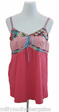 New Womens Pink NEXT Maternity Top Size 14 8 RRP £18