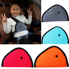 Adjuster Toddlers Children Car Safety Seat Belt Washable Cover Strap Pad Harness