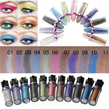 1pc Women Single Roller Color Eyeshadow Glitter Pigment Loose Powder Eye Shadow