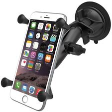 Ram Mount iPhone 6 PLUS Car suction cup holder X-grip Cradle RAM-B-166-UN10