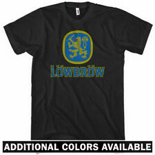 Lowbrow T-shirt - Street Art Graffiti Spray Can Griffin Label Retro - Men S-4XL