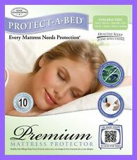 PROTECT YOUR PURE LATEX BLISS MATTRESS WATERPROOF PROTECTOR