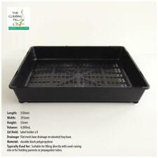 Flat Mesh SEEDLING TRAYS (4, 8 or 20pack). Propagation, punnets tube pots jiffy.