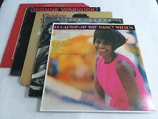 Lot Of 5 Female Vocal Soul Pop Various LP Wholesale Bassey Sledge Vinyl Record