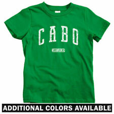 Cabo San Lucas Mexico Kids T-shirt - Baby Toddler Youth Tee - Vacation Travel MX