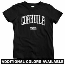 Coahuila Mexico Kids T-shirt - Baby Toddler Youth Tee - Zaragoza Mexican Raza