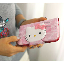 Hello Kitty Galaxy Note 4 Case Wallet Cover Clutch Made Korea Face Lock 5Colors