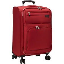 "Skyway Sigma 5.0 21"" 4 Wheel Expandable Carry On Softside Carry-On NEW"