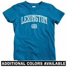 Lexington 859 Kids T-shirt - Baby Toddler Youth Tee - KY Kentucky Wildcats Gift