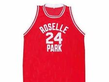 RICK BARRY ROSELLE HIGH SCHOOL JERSEY NEW SEWN ANY SIZE
