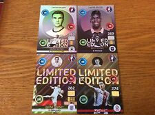 PANINI ADRENALYN XL EURO 2016 CHOOOSE YOUR LIMITED EDITION FROM LIST