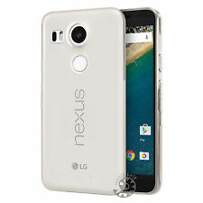 Google NEXUS 5X Case MERCURY Goospery Clear Jelly Transparency Soft TPU Cover
