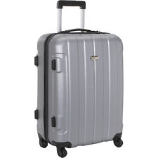Traveler's Choice Rome 25 in. Hardside Spinner Upright Hardside Luggage NEW
