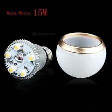 E27 Energy Saving LED Bulb Light Lamp 9W 15W 21W 27W Cool/Warm White  Fine