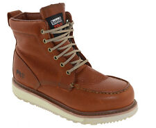 """Timberland Pro Men's Pro 6"""" Wedge Soft Toe Work Boots Style 53009"""