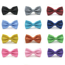 Men Fashion Polka Dots Bow Neck Tie Novelty Party Wedding Tuxedo Bowties
