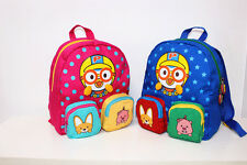 Cute Pororo Anti-lost Baby Preschool Backpack Kindergarten Bag Child Gifts New
