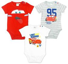 Boys Bodysuit Baby Cars 95 Disney Pixar Lightning McQueen Kids 3 to 24 Months