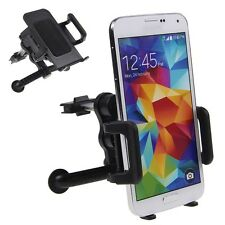 360°Car Air Vent Mount Cradle Holder Stand For Mobile Phones For iPhone For HTC
